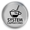 Nowoczesny system cappuccino