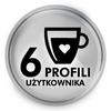 6 profili użytkownika