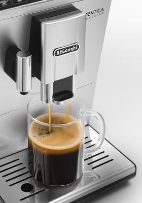 kawa w ekspresie DeLonghi